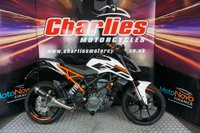 2017 KTM 125 DUKE 17 KTM DUKE 125 Low Mileage. FINANCE AND DELIVERY AVAILABLE! £2995.00