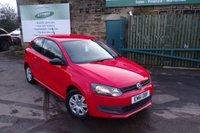 2012 VOLKSWAGEN POLO 1.2 S 3d 60 BHP £3650.00