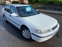1996 HONDA ACCORD 2.0 LS 4d 129 BHP £1195.00
