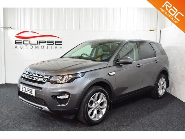 2015 64 LAND ROVER DISCOVERY SPORT 2.2 SD4 HSE 5d AUTO 190 BHP