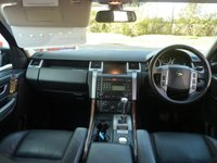 USED 2009 09 LAND ROVER RANGE ROVER SPORT 2.7 TDV6 SPORT HSE 5d AUTO 188 BHP FULL SERVICE HISTORY,SIDE STEPS,PRIVACY GLASS