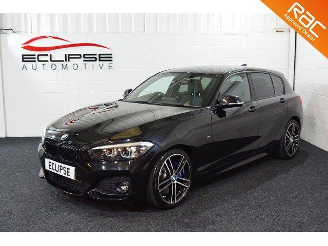 2019 19 BMW 1 SERIES 1.5 116D M SPORT SHADOW EDITION 5d AUTO 114 BHP