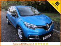 USED 2016 66 RENAULT CAPTUR 1.2 DYNAMIQUE NAV TCE 5d AUTO 117 BHP.*ULEZ COMPLIANT*RENAULT HISTORY* Fantastic Value one Owner Automatic Renault Captur with Satellite Navigation, Air conditioning, Cruise control, Alloy Wheels and Renault Service History.  This Vehicle is ULEZ Compliant