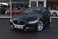 USED 2015 65 JAGUAR XE 2.0 R-SPORT 4d AUTO 161 BHP FINANCE TODAY WITH NO DEPOSIT