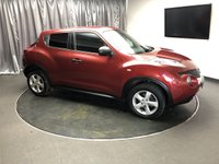 USED 2011 61 NISSAN JUKE 1.5 VISIA DCI 5d 110 BHP FREE UK DELIVERY, AIR CONDITIONING, AUX INPUT, CD/MP3/RADIO, CLOTH UPHOLSTERY, CLIMATE CONTROL, ELECTRIC WINDOWS, TRIP COMPUTER