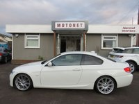 2010 BMW 3 SERIES 2.0 320D M SPORT HIGHLINE 2DR AUTOMATIC DIESEL 175 BHP £9240.00