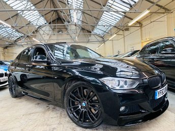 2013 BMW 3 SERIES 3.0 330d BluePerformance M Sport Sport Auto (s/s) 4dr £16491.00