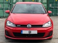 USED 2014 64 VOLKSWAGEN GOLF 2.0 TDI BlueMotion Tech GTD DSG 5dr JustServiced/LaneAssist/DAB