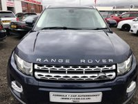USED 2013 13 LAND ROVER RANGE ROVER EVOQUE 2.2 SD4 Prestige AWD 5dr PAN ROOF+MEGA EXTRAS+FSH+MINT!