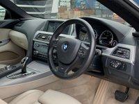USED 2012 12 BMW 6 SERIES 3.0 640d M Sport 2dr MSportPack/KeyLess/ProNav/USB