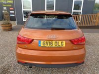 USED 2016 16 AUDI A1 1.0 TFSI SE S Tronic (s/s) 3dr DAB, Cruise, Heated Seats