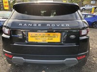 USED 2015 65 LAND ROVER RANGE ROVER EVOQUE 2.0 eD4 SE Tech (s/s) 5dr DRIVE AWAY TODAY+MASSIVE SPEC!