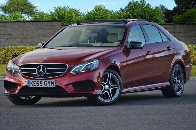MERCEDES-BENZ E CLASS at Tim Hayward Car Sales