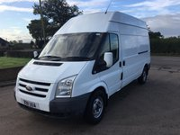 USED 2011 11 FORD TRANSIT 2.4 350 H/R 115 BHP