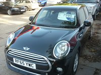 USED 2015 65 MINI HATCH ONE 1.2 ONE 5d 101 BHP ONE PRIVATE OWNER