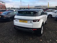 USED 2014 14 LAND ROVER RANGE ROVER EVOQUE 2.2 SD4 Pure AWD 5dr 2 OWNERS+HISTORY+BIG BIG SPEC!