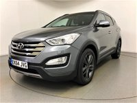 USED 2014 64 HYUNDAI SANTA FE 2.2 PREMIUM SE CRDI 5d 194 BHP Fully Loaded 2014 Hyundai Santa Fe 2.2CRDi Premium SE 4WD 7 Seater! FMDSH! Px Welcome and Finance Options Available!