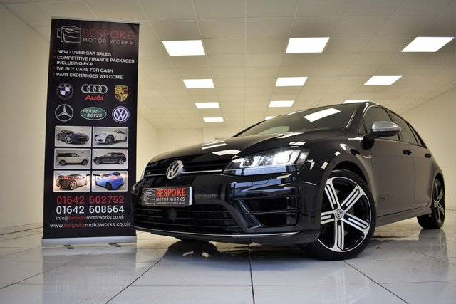 2016 16 VOLKSWAGEN GOLF 2.0 R 5 DOOR