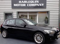 USED 2012 12 BMW 1 SERIES 1.6 116D EFFICIENTDYNAMICS 5d 114 BHP