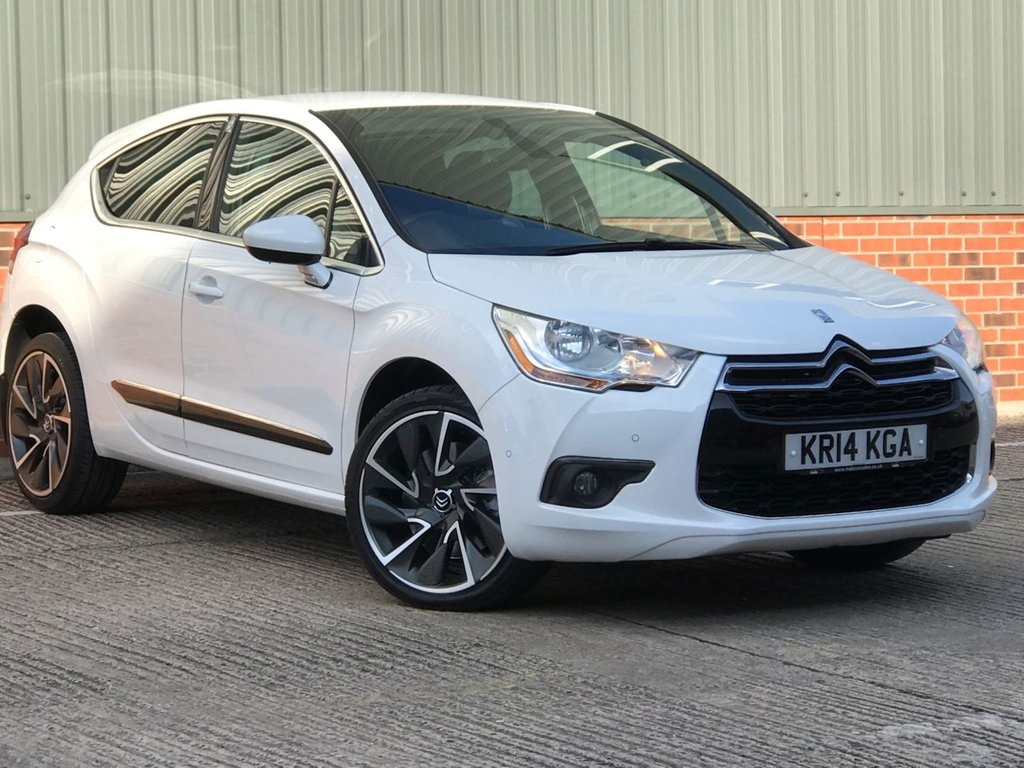 USED 2014 14 CITROEN DS4 2.0 HDI DSPORT 5d 161 BHP EXCELLENT CONDITION AND FANTASTIC VALUE
