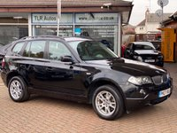 2007 BMW X3 2.0D SE 5d 148 BHP £3750.00