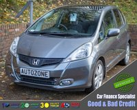 USED 2012 12 HONDA JAZZ 1.3 I-VTEC EX 5d 98 BHP