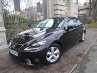 USED 2014 14 LEXUS IS 2.5 300H SE 4d 220 BHP *FINANCE ARRANGED*PART EXCHANGE WELCOME*£0TAX*PART LEATHER*CRUISE*NAV*REMOTE TOUCH*F+R PS WITH CAMERA*A/C