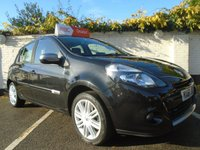 USED 2011 61 RENAULT CLIO 1.6 DYNAMIQUE TOMTOM VVT 5d AUTOMATIC 111 BHP GUARANTEED TO BEAT ANY 'WE BUY ANY CAR' VALUATION ON YOUR PART EXCHANGE