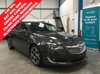 "USED 2013 63 VAUXHALL INSIGNIA 2.0 SRI NAV VX-LINE CDTI ECOFLEX S/S 5d 160 BHP Full Service History inc Timing Belt, Satellite Navigation, Bluetooth Hands Free and Media Streaming, Front and Rear Parking Sensors, DAB Radio, Cruise Control with Speed Limiter, Auto Lights, Electric Windows and Mirrors, Remote Locking - 2 Keys, 19"" Atomic Alloys"