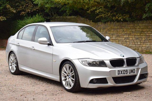 USED 2009 09 BMW 3 SERIES 2.0 318I M SPORT 4d 141 BHP
