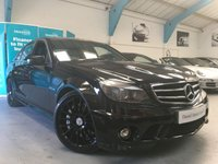 USED 2009 09 MERCEDES-BENZ C CLASS 6.2 C63 AMG 4d AUTO 451 BHP Performance Pack