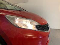USED 2015 65 NISSAN NOTE 1.2L ACENTA 5d 80 BHP Ever Popular One Owner Nissan Note 1.2 Acenta Finished In Flame Red With Contrasting Black Privacy Glass And Anthracite Cloth Upholstery, Only 31,500 Miles With 1 Owner And A Full Service History With Nissan Gateshead, A Very Stylish And Modern Looking Car With Lots Of Space And Practicality Powered By A 1.2  80 BHP Petrol Engine Its Not Only Nippy It Is Really Economical And It's Just £20 To Tax For 12 Months