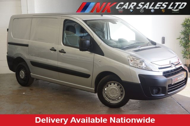 2015 65 CITROEN DISPATCH 1.6 1000 L1H1 ENTERPRISE HDI 89 BHP FSH SOLD TO MARK OATES FROM SHEFFIELD