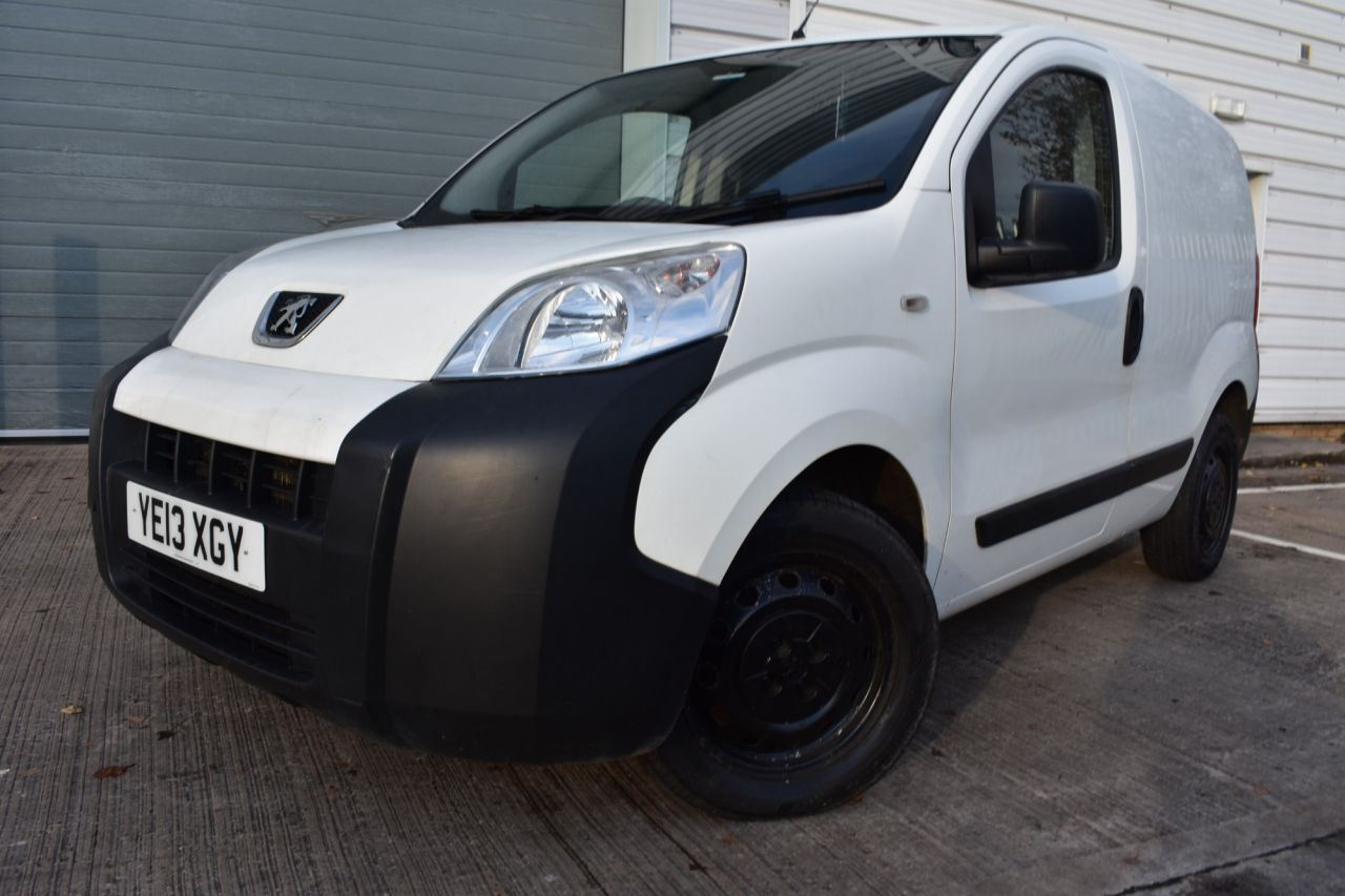 Used PEUGEOT BIPPERfor sale