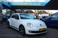 USED 2013 13 VOLKSWAGEN BEETLE 1.4 SPORT TSI 158 BHP NEED FINANCE??? APPLY WITH US!!!
