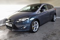 USED 2012 12 FORD FOCUS 2.0 TITANIUM TDCI 5d 139 BHP 2012 Ford Focus 2.0TDCi Titanium with 102k miles, PX Welcome, Finance Available!