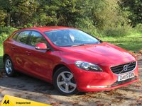 USED 2015 65 VOLVO V40 2.0 D2 ES 5d 118 BHP LOW MILEAGE FAMILY DIESEL