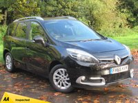 USED 2015 65 RENAULT GRAND SCENIC 1.5 LIMITED NAV DCI 5d 110 BHP FANTASTIC 7 SEAT FAMILY CAR