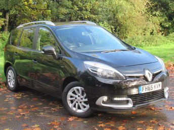 2015 RENAULT GRAND SCENIC 1.5 LIMITED NAV DCI 5d 110 BHP £8490.00