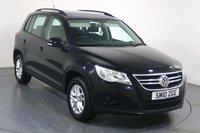 USED 2010 10 VOLKSWAGEN TIGUAN 2.0 S TDI 4MOTION 5d 138 BHP 3 OWNERS with 10 Stamp SERVICE HISTORY