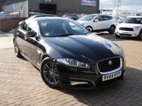 USED 2014 64 JAGUAR XF 2.2 D R-SPORT 4d AUTO 163 BHP ANY PART EXCHANGE WELCOME, COUNTRY WIDE DELIVERY ARRANGED, HUGE SPEC