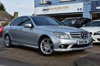 USED 2010 10 MERCEDES-BENZ C CLASS 2.1 C220 CDI BLUEEFFICIENCY SPORT 4d AUTO 170 BHP NO DEPOSIT FINANCE AVAILABLE