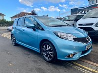 2014 NISSAN NOTE 1.2 Acenta Premium (Style Pack) 5dr £5990.00