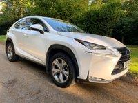 2015 LEXUS NX 2.5 300H PREMIER 5d AUTO 153 BHP £23295.00
