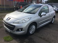 USED 2012 62 PEUGEOT 207 1.4 HDI 68 BHP 1 Owner