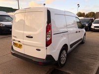 USED 2015 65 FORD TRANSIT CONNECT 1.6 240 TREND L2 LWB 95 BHP AIR CON
