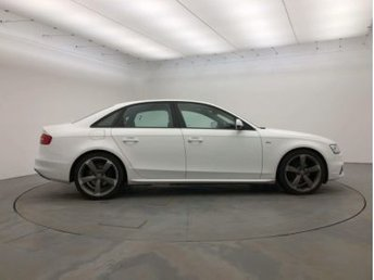 2013 AUDI A4 2.0 TDI BLACK EDITION 4d 148 BHP £11995.00