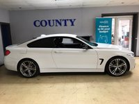 USED 2013 63 BMW 4 SERIES 2.0 428I SPORT 2d AUTO 242 BHP * TWO OWNERS * MASSIVE SPEC *