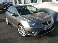 2014 SEAT IBIZA 1.6 CR TDI FR 3d 104 BHP £5480.00