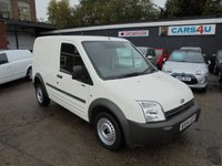 USED 2004 54 FORD TRANSIT CONNECT 1.8 T220 L SWB  90 BHP